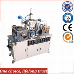 TJ-31 Cylindrical Circular Round Bottle Hot Stamping Machine for tube bottle