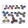 Anti Stress Strong Army Tri-Spinner For Kid 3D Fidget Toys  EDC Hand Spinner 5