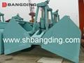 Electro-Hydraulic Clamshell Grab bucket