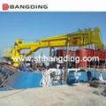 Electro Hydraulic telescopic boom Marine