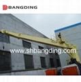 Offshore marine Knuckle Boom Crane Pedestal crane 3