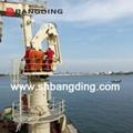 Radio Remote Control Yacht Crane Small Deck Crane 3
