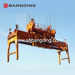 I type Semi Automatic Container Spreader lifting