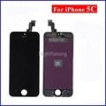 for iPhone5C LCD Screen Digital Display,
