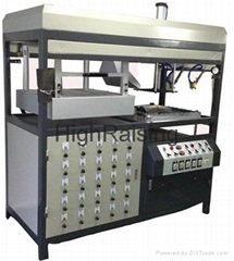 JX-H61 Vacuum forming Blister packing