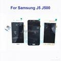 for Samsung AMOLED J5 J500 LCD Display