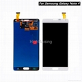 For Samsung Note 4 N910 N910a Note4 LCDS