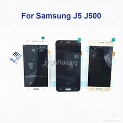 For Samsung AMOLED J5 J500 J500F J500M