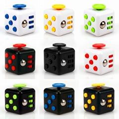 Fidget Cube Toys for Girl Boys Puzzles & Magic Cubes Anti Stress