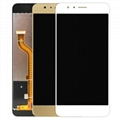 For huawei honor 8 LCD Display+Touch