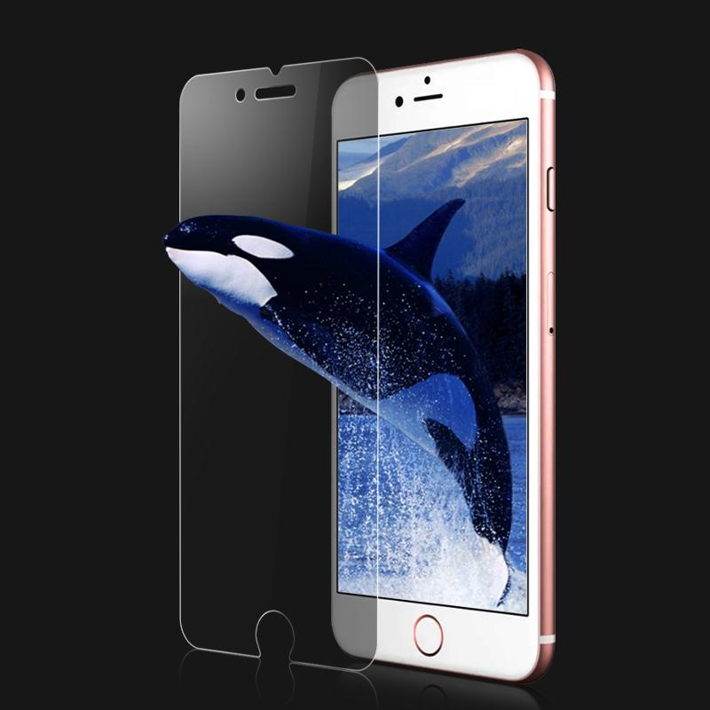 Flexible Tempered Glass for iPhone 7 / iPhone7 plus Support 3D Touch 9H Hardness 4