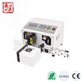 Automatic Coputerized Flat Sheathed Wire Cutting & Stripping & Twisting Machine