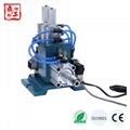Vertical Semi Automatic Multi Core Cable Stripping Machine