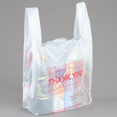 Plastic bag products microcomputer control high for Plastic t shirt bag