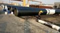 污水管道螺旋管2布3油環氧煤瀝