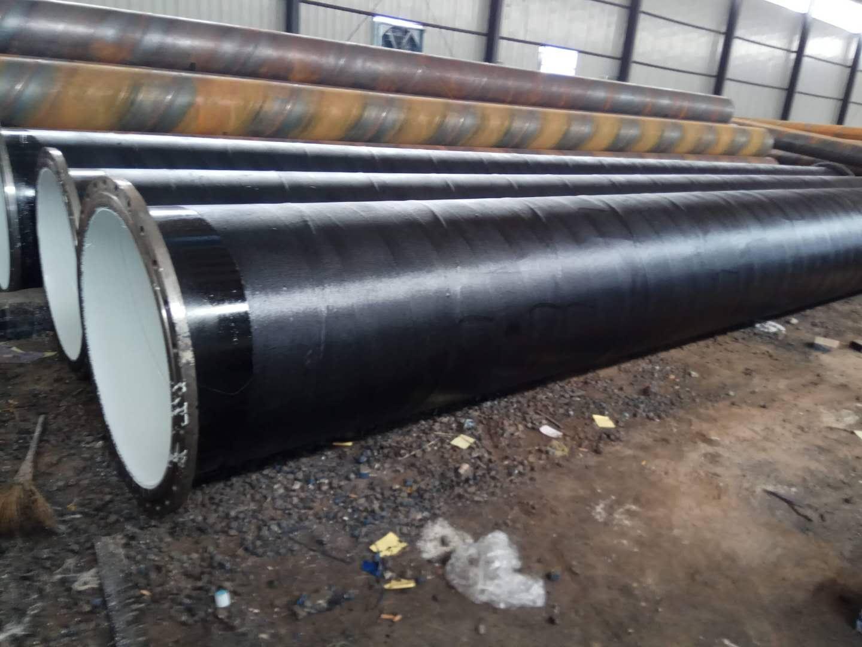 污水鋼管2布3油環氧煤瀝青防腐 1