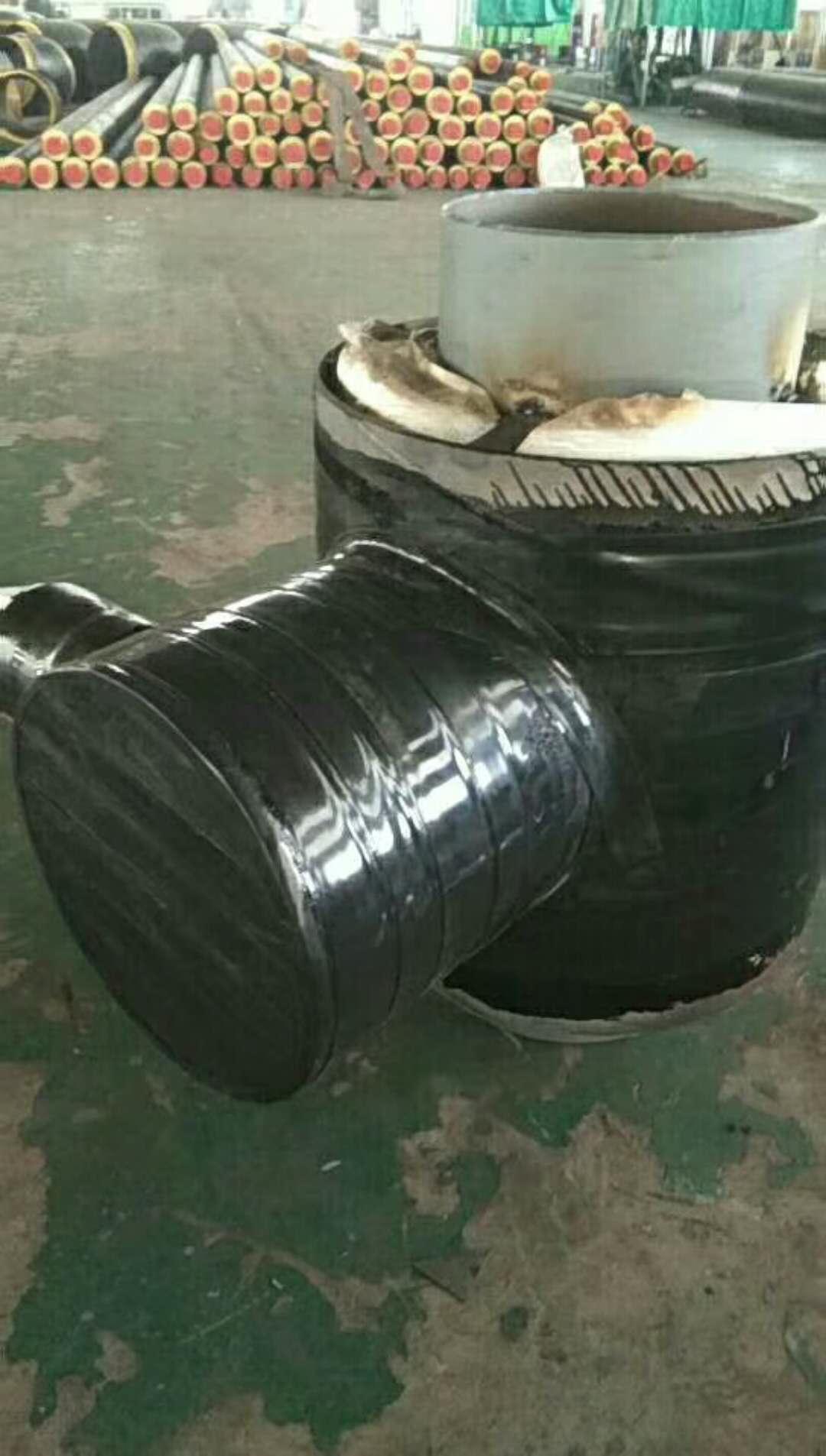 污水鋼管2布3油環氧煤瀝青防腐 4