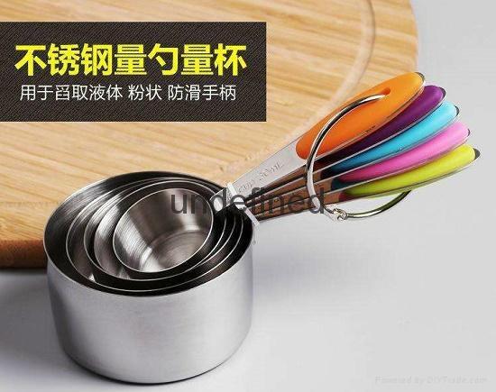 硅膠廚房用具 4