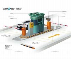 蘇州德亞車牌識別IC卡車輛管理系統