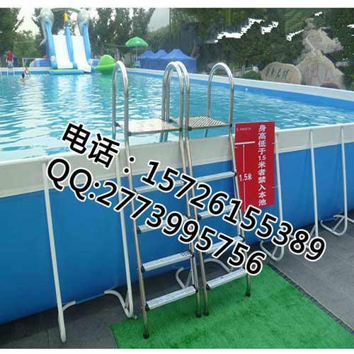 大型支架游泳池 4