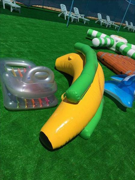 充气组合水上玩具 2