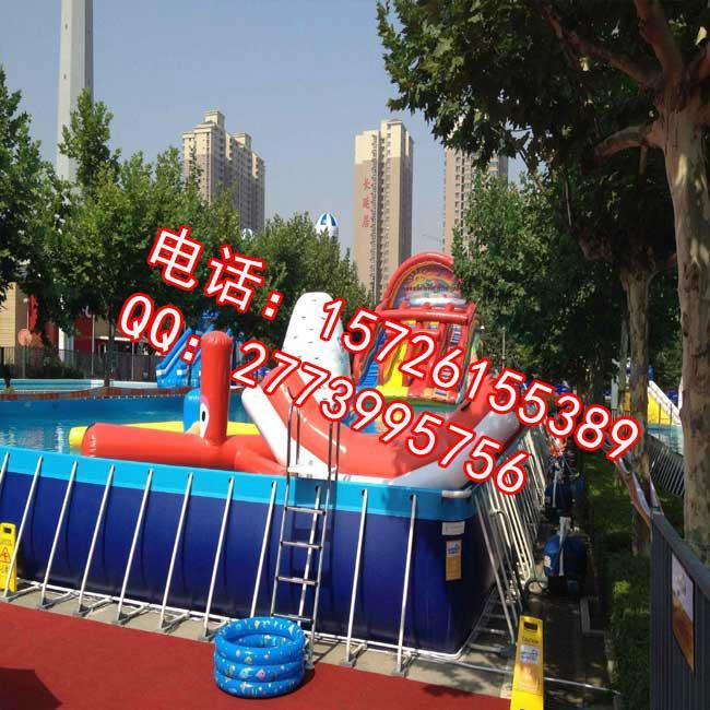 厂家大型游泳池 1