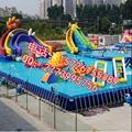 厂家大型游泳池 4