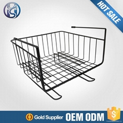 Wire Basket Metal Rack
