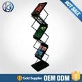 Foldable Metal Brochure Rack