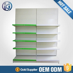 Freestanding Supermarket Display Shelf
