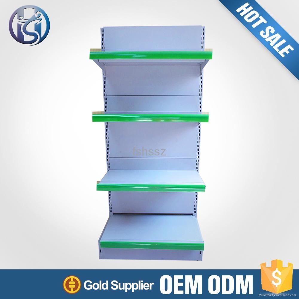 Freestanding Supermarket Display Shelf  2