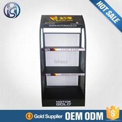Lubricating Oil Display Rack