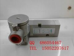 ALV610F3C4不锈钢SS316隔爆电磁阀 Exd ii CT6
