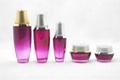 cosmetics packing: glass PE bottle jar tube bottle plastic tubes 1