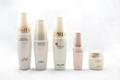 cosmetics packing: glass PE bottle jar tube bottle plastic tubes 2
