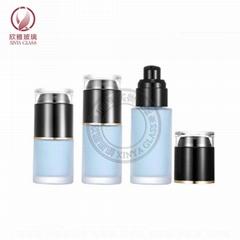 20ml 30ml 40ml liquid foundation bottle costmetics packaging bottle essense