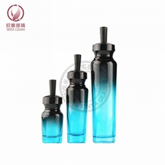 15ml 30ml 50ml serum glass bottle Sunscreen concealer cosmetic packaging lotion
