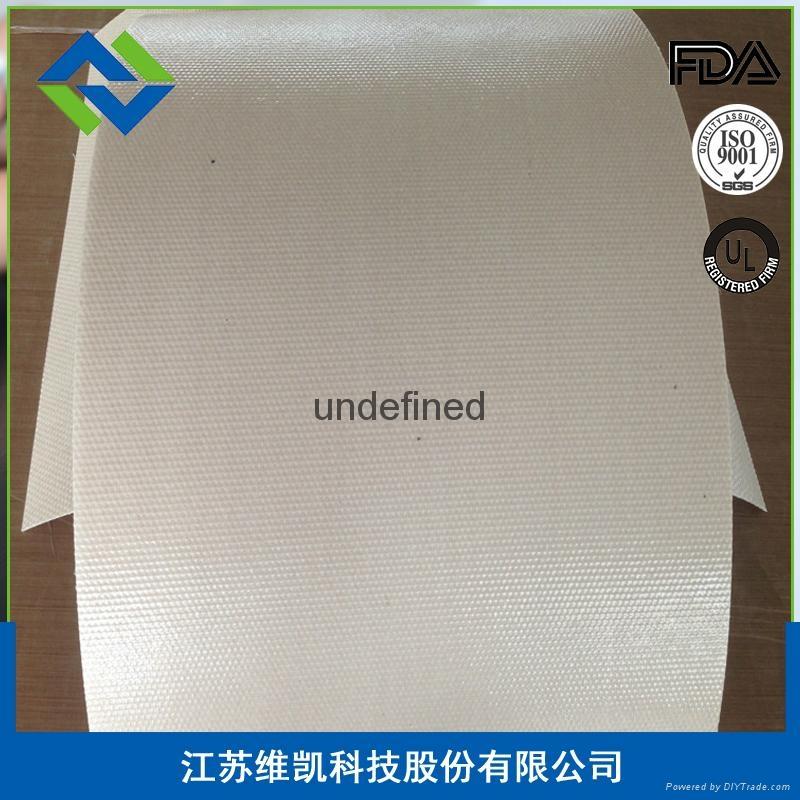 维凯长期供应PVC地板脱模布 2