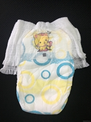 high quality cheap price Disposable baby pull up diaper