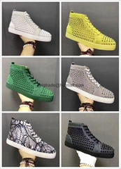 Cheap Christian Louboutin shoes for men christian louboutin sneakers for men