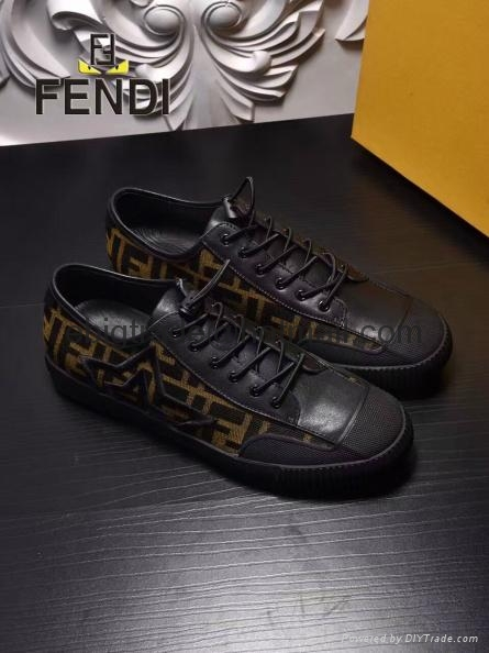 Fendi shoes 2018