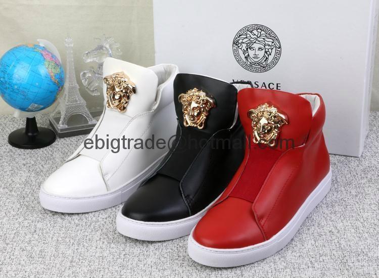 versace sneakers  for men