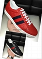 Cheap Gucci shoes for men Gucci sneakers for men replica Gucci shoes on sale  6