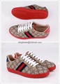 Cheap Gucci shoes for men Gucci sneakers for men replica Gucci shoes on sale  8