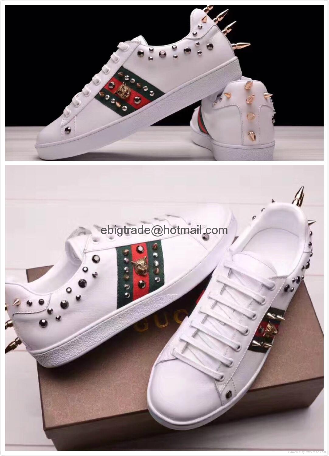 Men Vintage Gucci Shoes For Sale In China