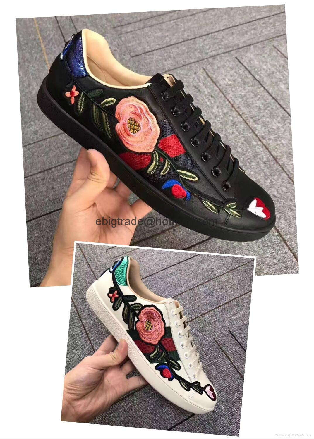 Cheap Gucci shoes for men Gucci sneakers for men replica Gucci shoes on sale  13