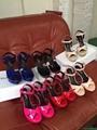 Cheap YSL SANDALS YSL SAINT LAURENT Tribute Leather Platform Sandals YSL Heels