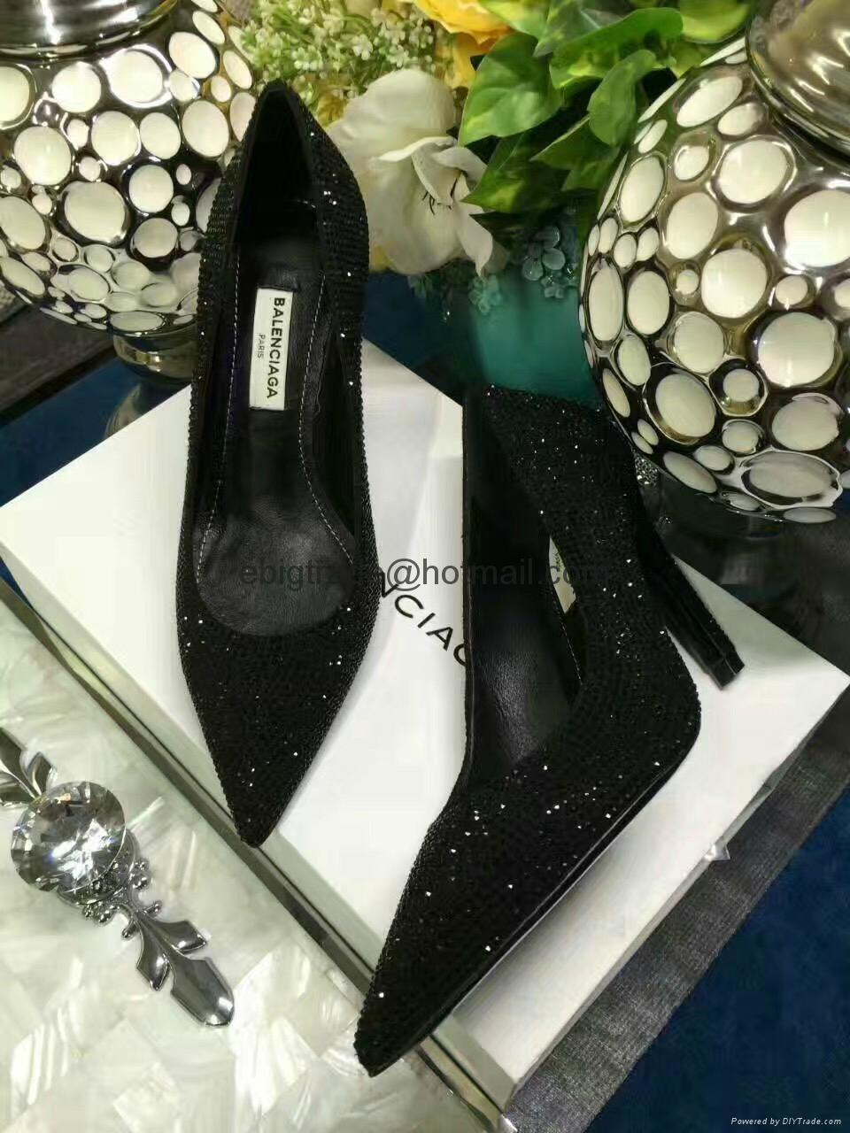 replica Balenciaga high heels