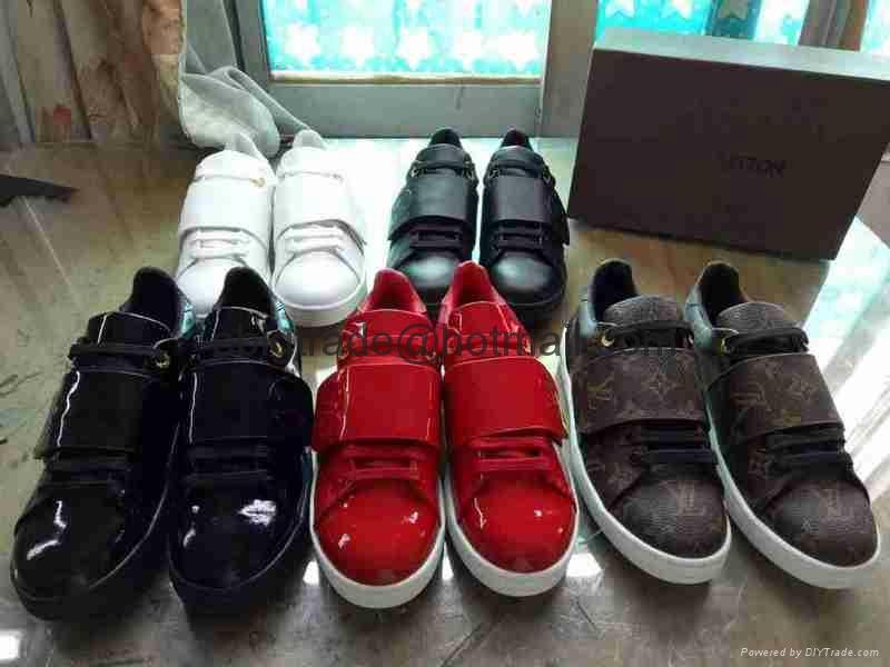 replica LOUIS VUITTON shoes for women