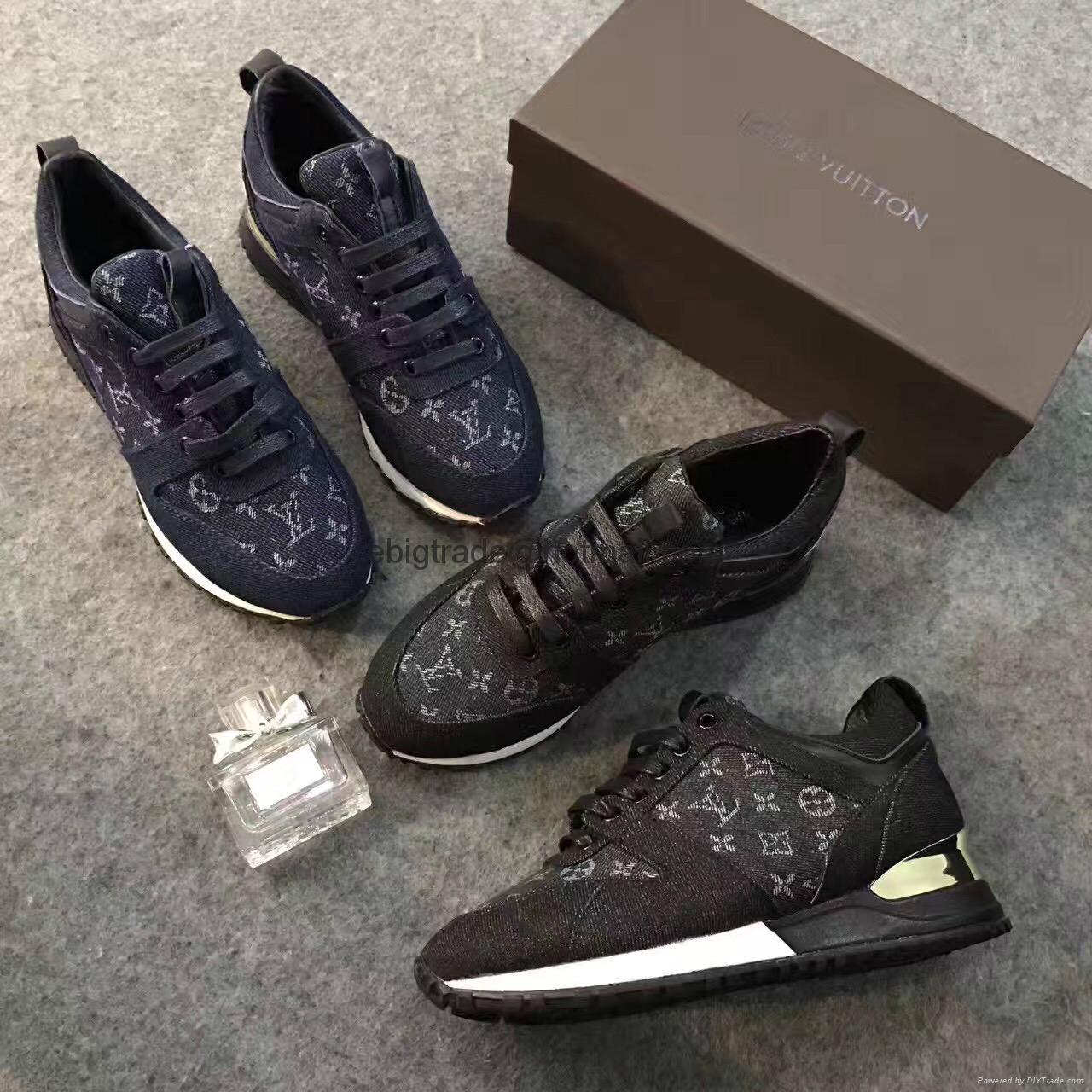 LOUIS VUITTON shoes for women
